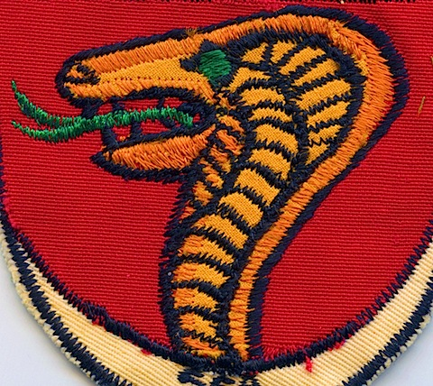 original sea cobra patch