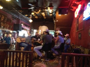 Brett Watts Songwriters in the Round at White Elephant Saloon