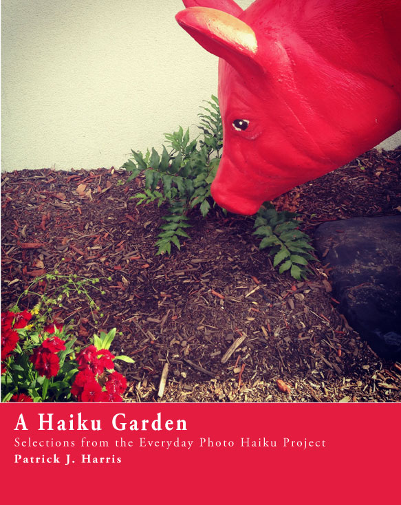 A Haiku Garden book cover